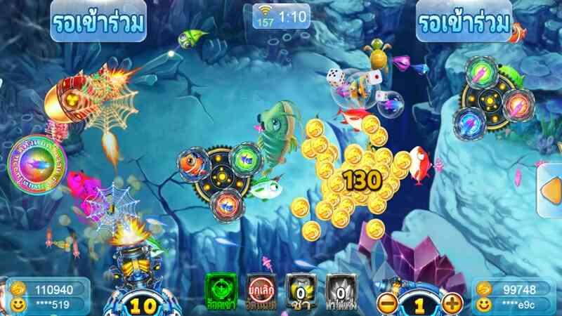 Fish Shhoting Game slot